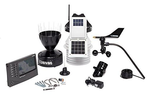Davis 6153 Pro2 Wireless Weather Station with 24-Hour Display Console