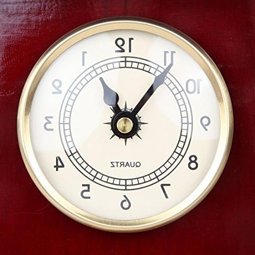 Lily's Home Analog Station, a Quartz and Barometer Hygrometer,