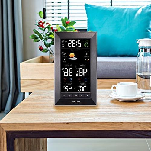 AcuRite 01121M Wireless Color Station Temperature