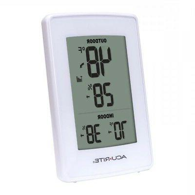 AcuRite Weather Thermometer Humidity Ind Sensor NEW