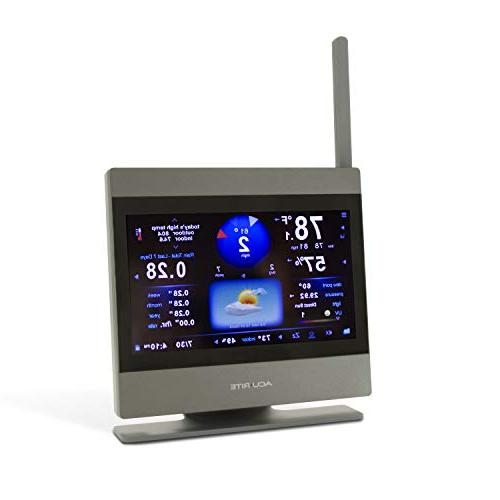 AcuRite Weather Station HD Touchscreen Display, Remote