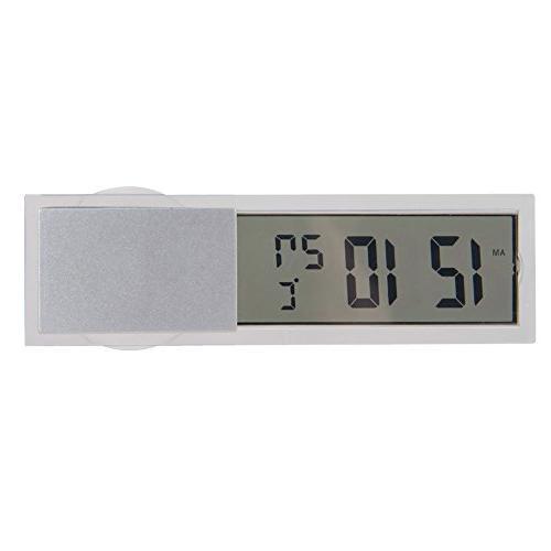 auto car 1 clock thermometer