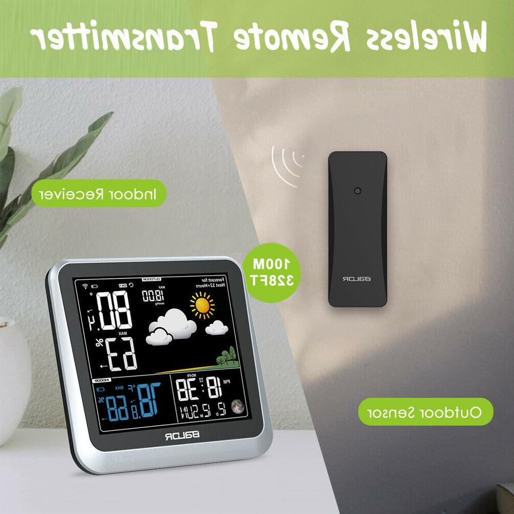 BALDR B336 LCD Weather Temperature