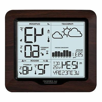 backlight wireless forecast indoor outdoor with pressure