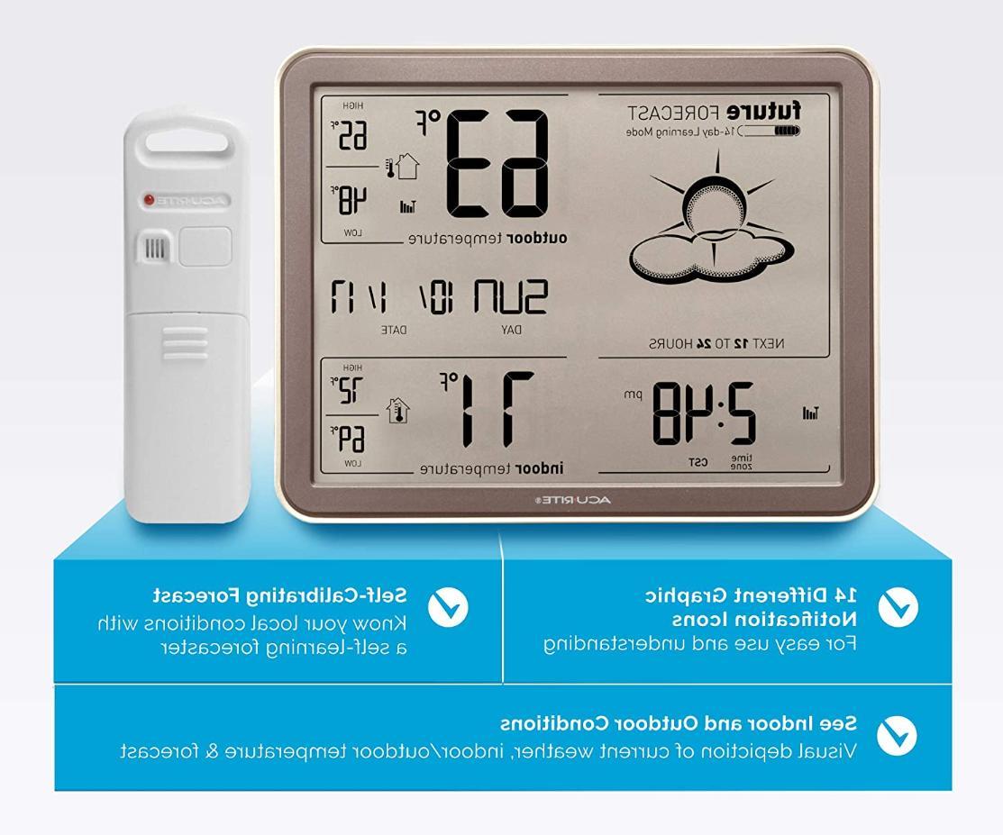 Best Weather Station Wireless Indoor Outdoor Acurite Home