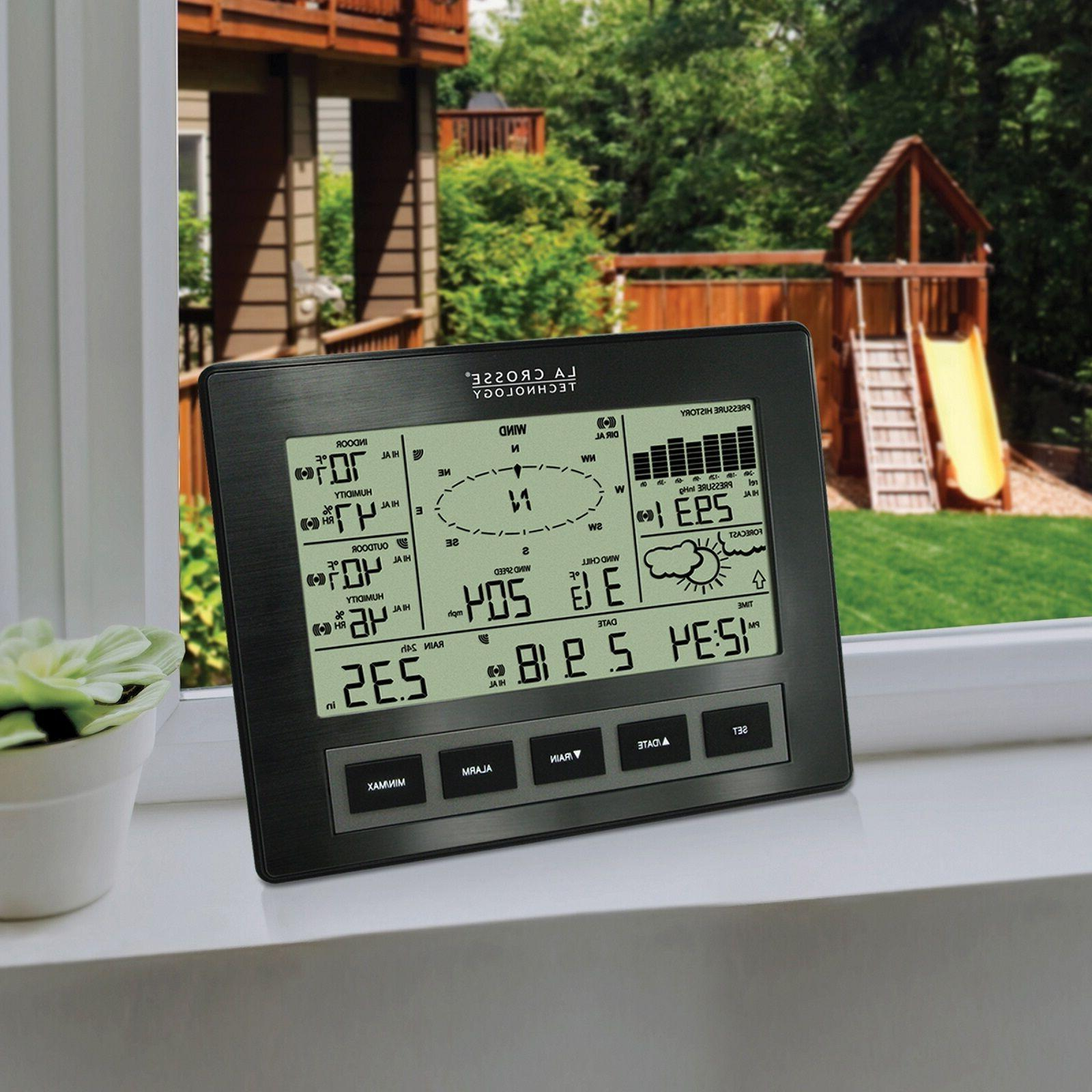 C84612 La Crosse Wireless Weather with Gateway