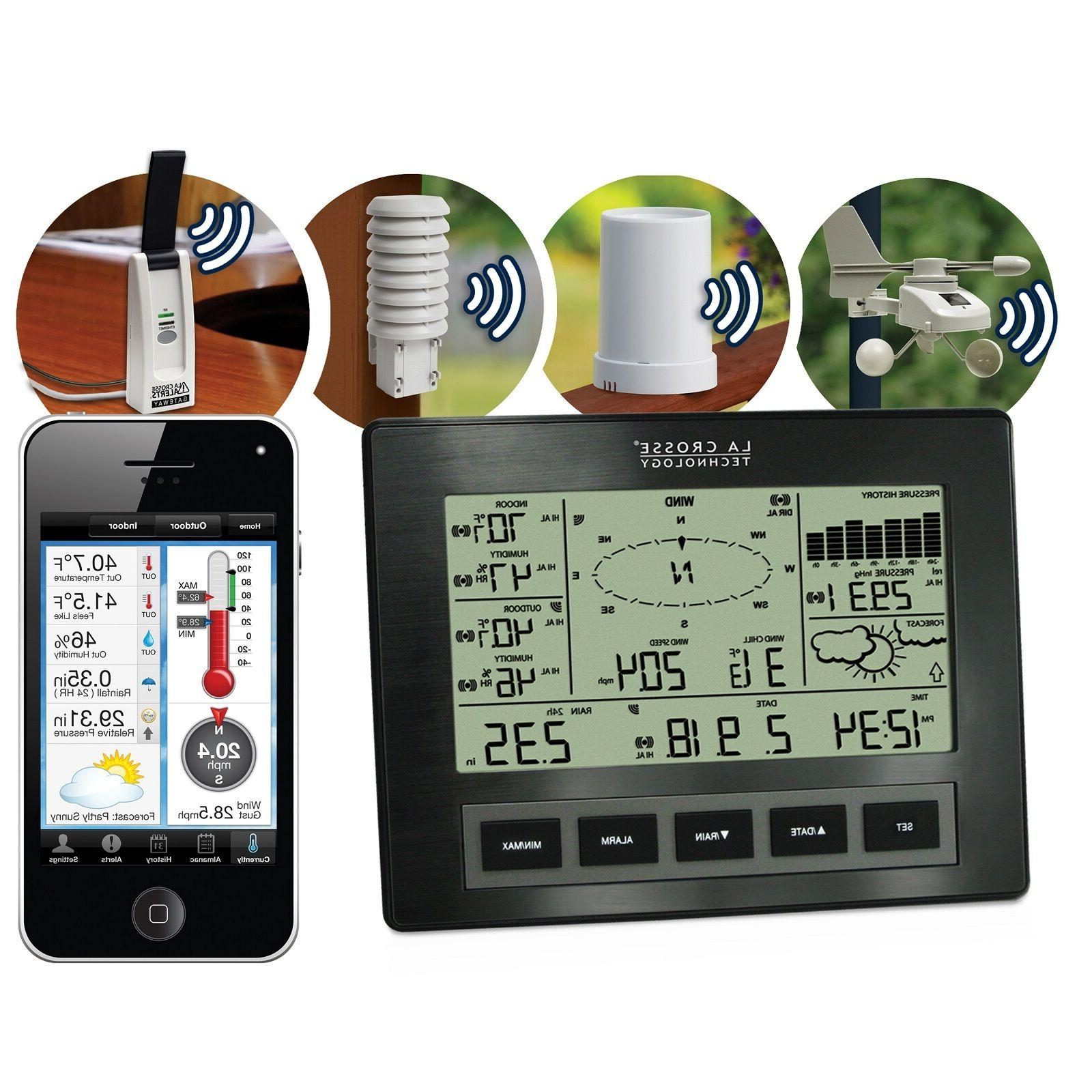 C84612 Wireless Professional Weather Station with