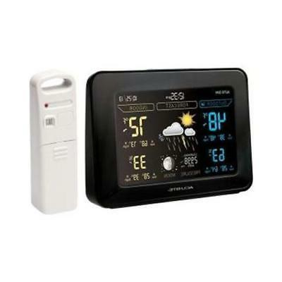 chaney instruments color weather station 02027a1