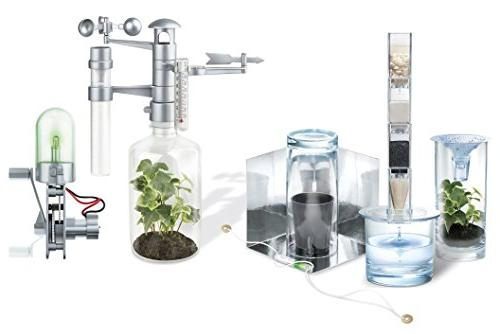clean water science weather station