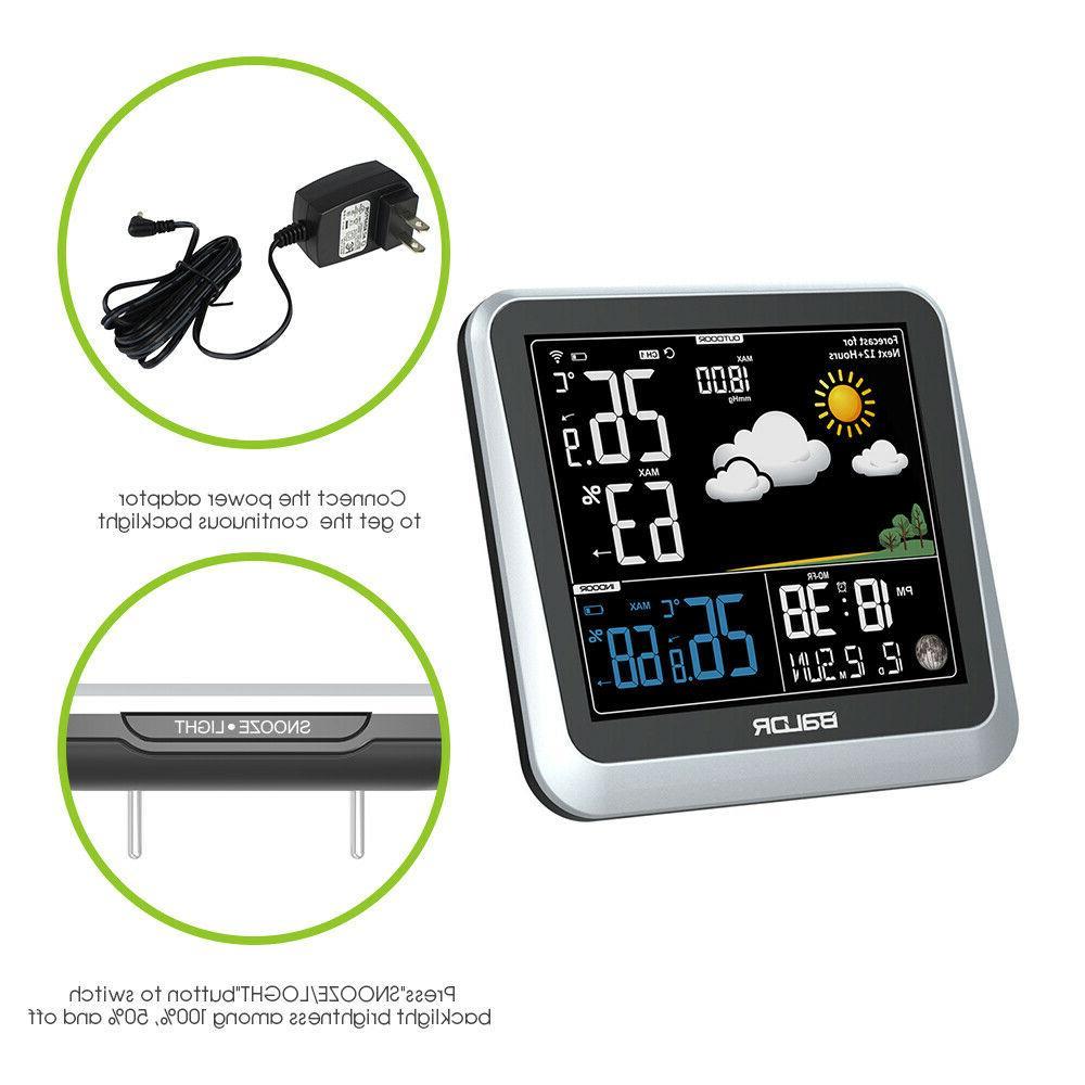 BALDR Color Digital Station Barometer