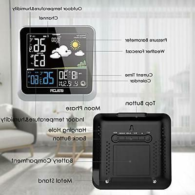Indoor/Outdoor Station Thermometer