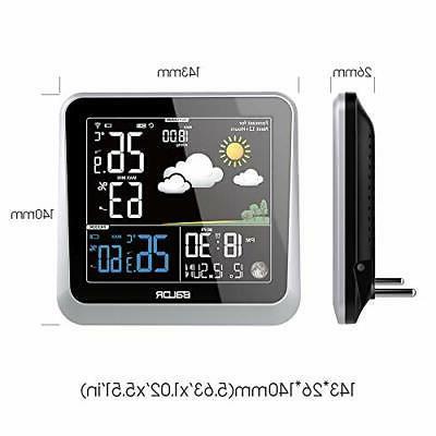 BALDR Indoor/Outdoor Thermometer