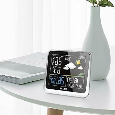 BALDR Digital Wireless Indoor/Outdoor Weather Thermometer