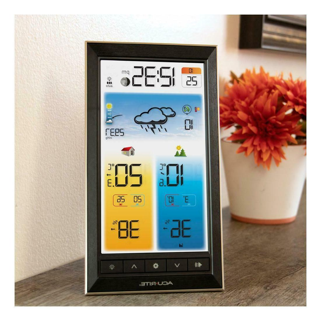 AcuRite Color Station hour Forecast Strong