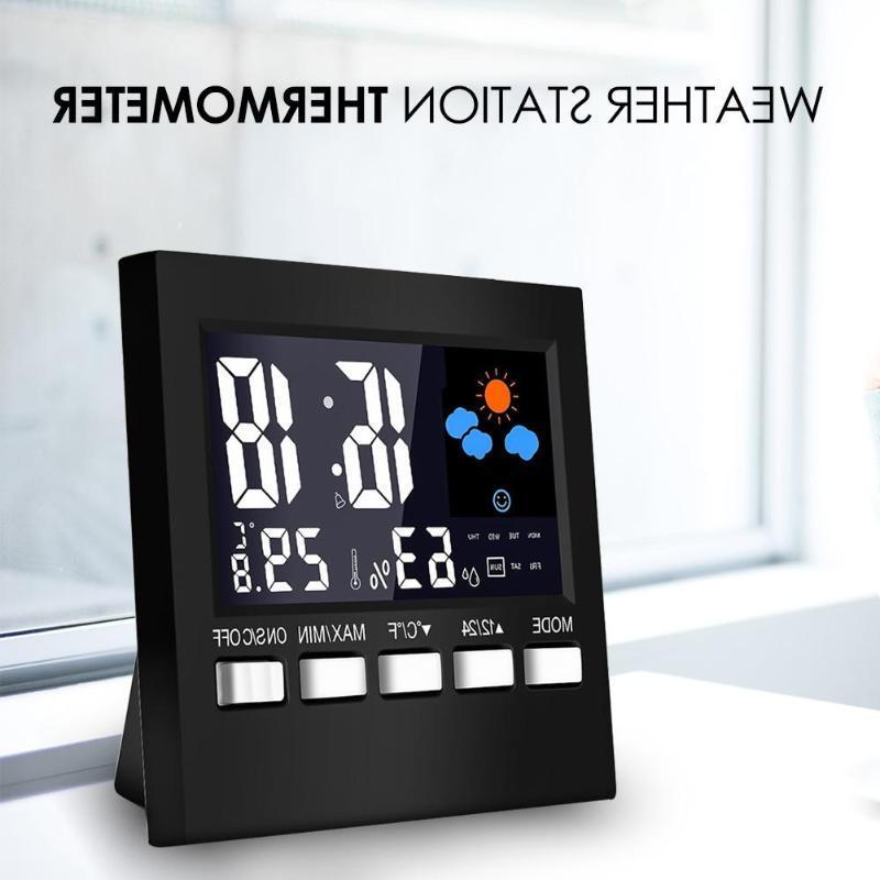 Digital <font><b>Thermometer</b></font> Hygrometer Temperature
