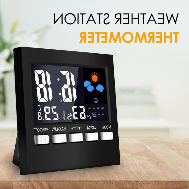 Digital Hygrometer Temperature Humidity <font><b>Weather</b></font> Forecast