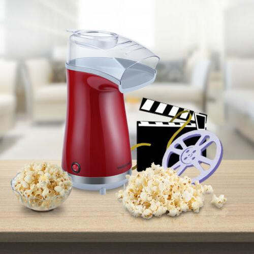 16-Cup Air Pop Popcorn Corn Maker Machine Home Party Film Sn
