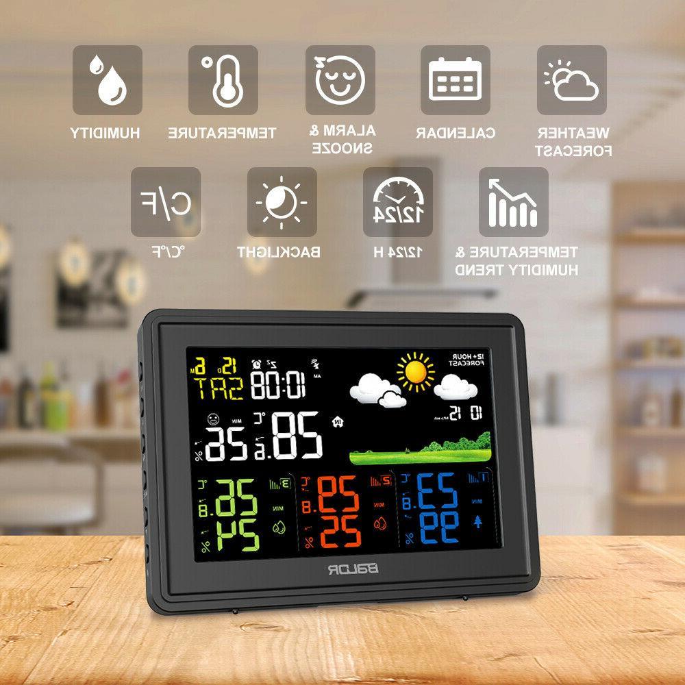 BALDR Outdoor Temperature Humidity