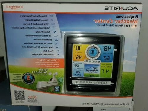 digital pro weather station wireless outdoor 5