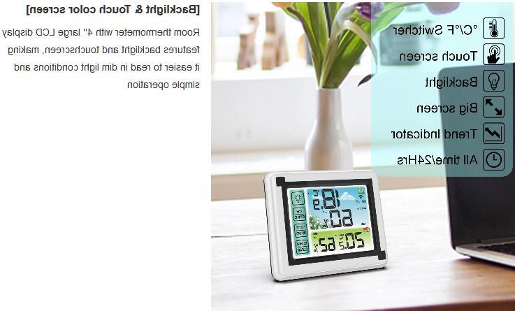 Weather digital Hygrometer Outdoor Temperature