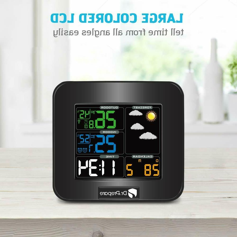 Dr. Digital Color Wireless Thermometer