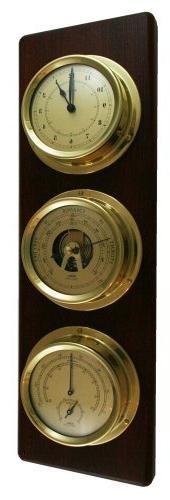 Ambient Weather Fischer Instruments 1538-22-B Weather Center