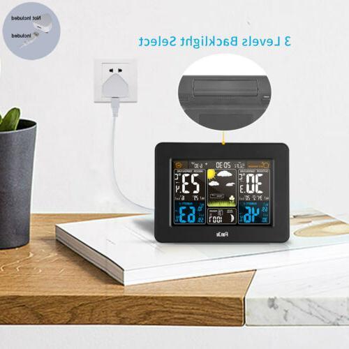 FanJu Color Forecast Clock with Sensor
