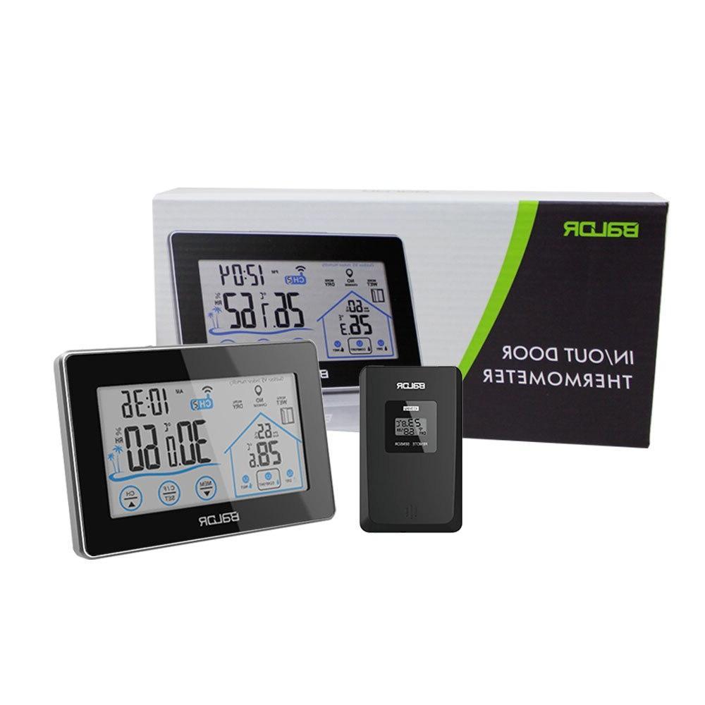 <font><b>Baldr</b></font> Wireless Touch Screen Indoor Outdoor Calendar 3 CH