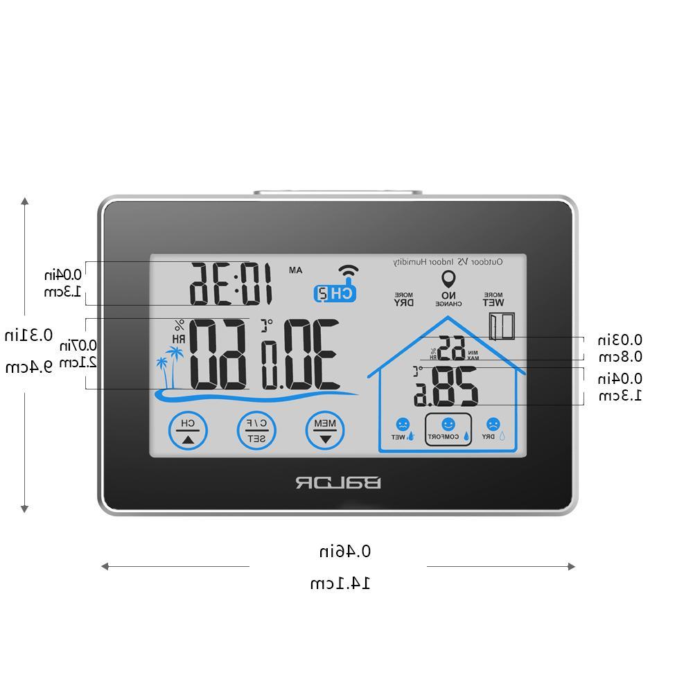 Touch Screen Indoor Forecast Calendar 3