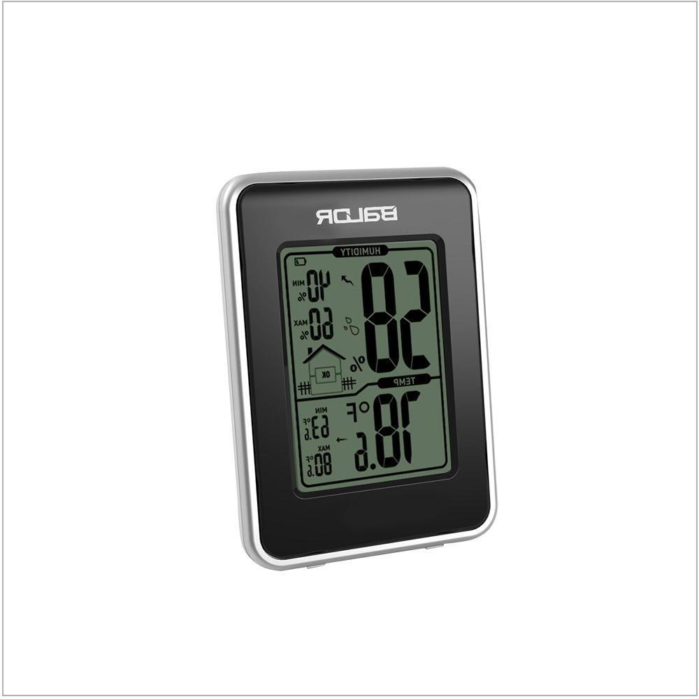 <font><b>Baldr</b></font> Digital Hygrometer Indoor Temperature Humidity Standing
