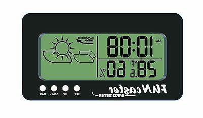 FUNcaster Barometer Golf Cart Ambient Weather Clock, Boat, O