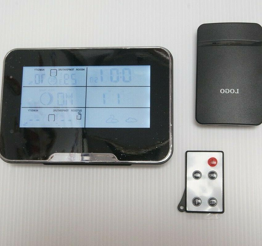 HD1080P Remote and Spy Hidden Camera