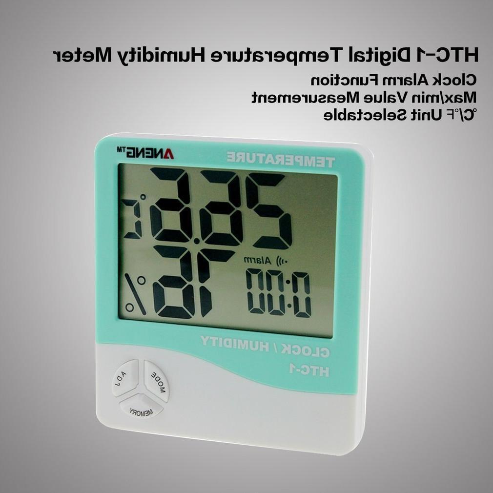 HTC-1 Digital Meter Digital Clock