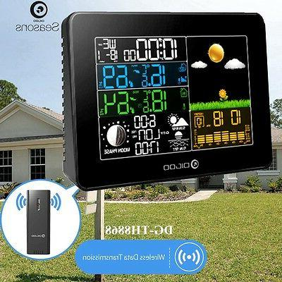 Digoo Hygrometer Thermometer Weather Station