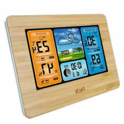 Indoor Wireless Weather Calendar