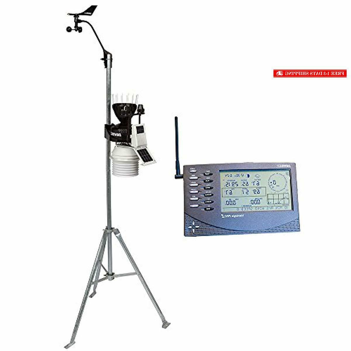 instruments 6163 vantage pro2 plus wireless weather