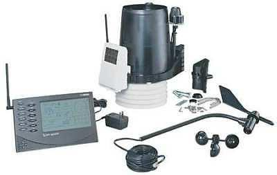 Davis Instruments 6163 Wireless Weather Station,Fan,Uv Senso