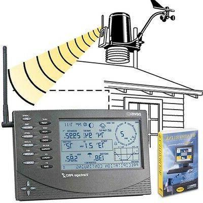 Davis Vantage Pro2 Wireless Powered