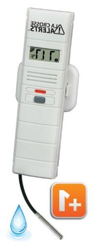 La Crosse Alerts Add-on Temperature & Humidity Sensor with W