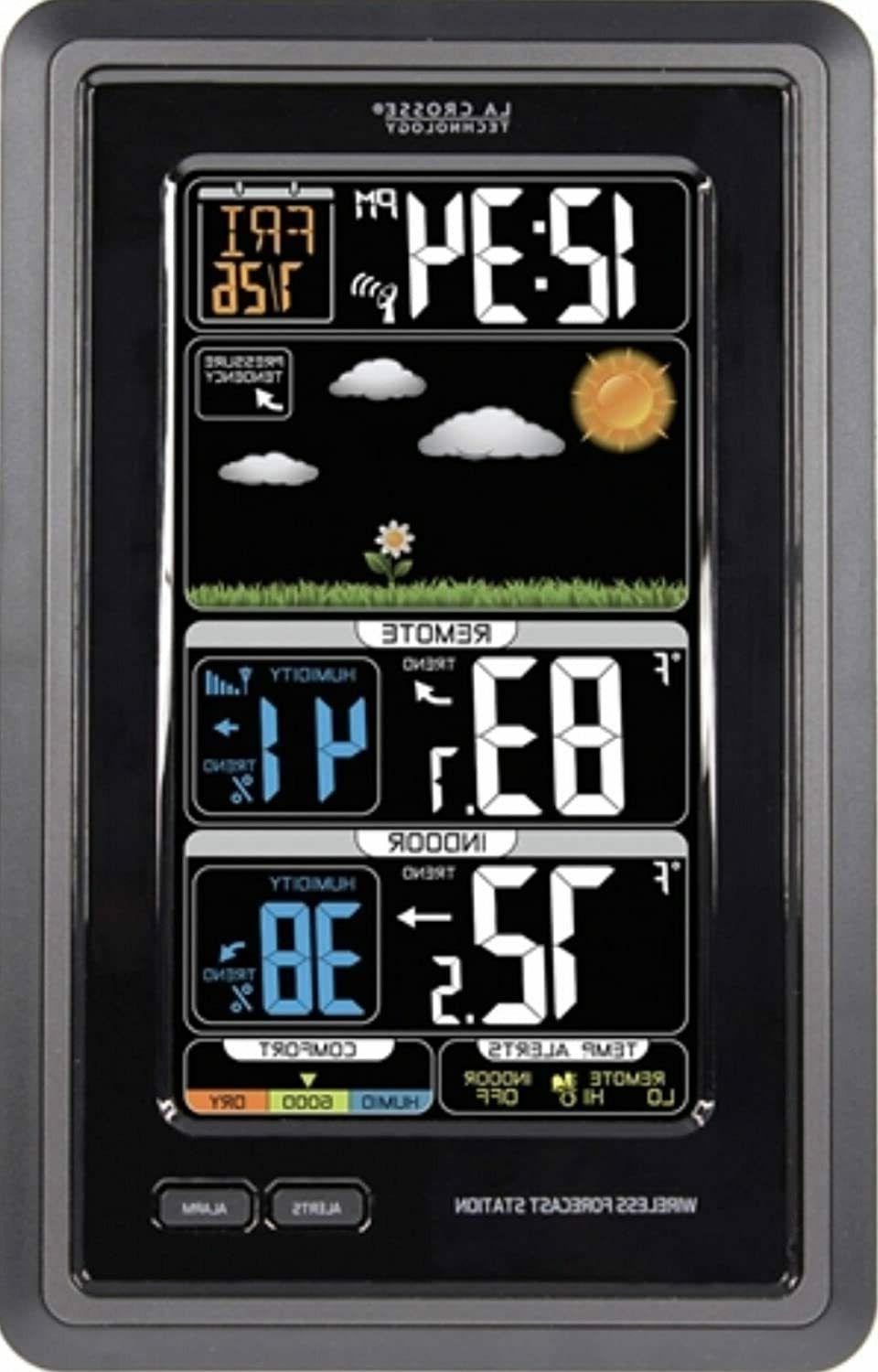 La Crosse S88907 Vertical Wireless Forecast Station with