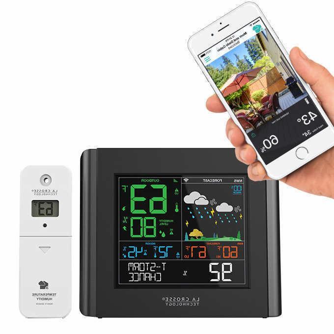 C83100 La Crosse Technology Wi-Fi Professional Weather Stati
