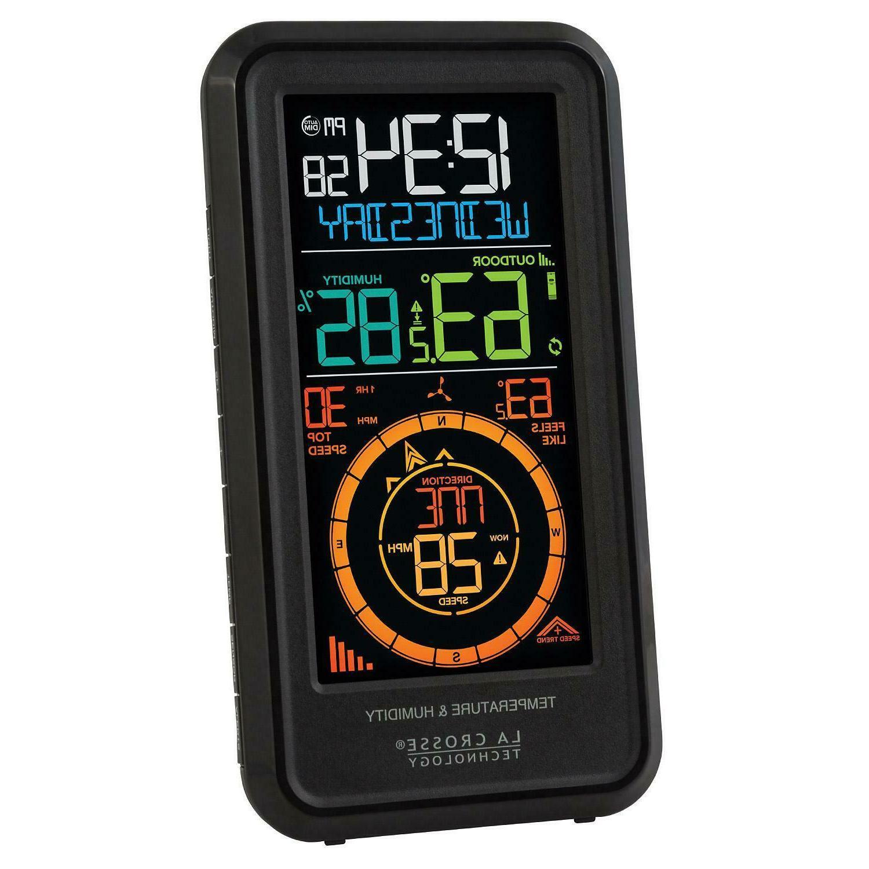 La Crosse Wireless Station With Wind & Humidity S81120