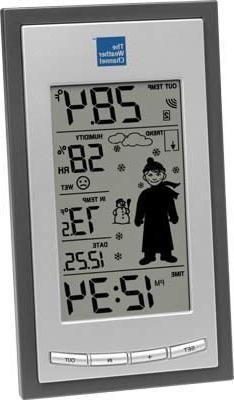 La Crosse Technology WS-9630TWC-IT-TBP Wireless Forecast Sta