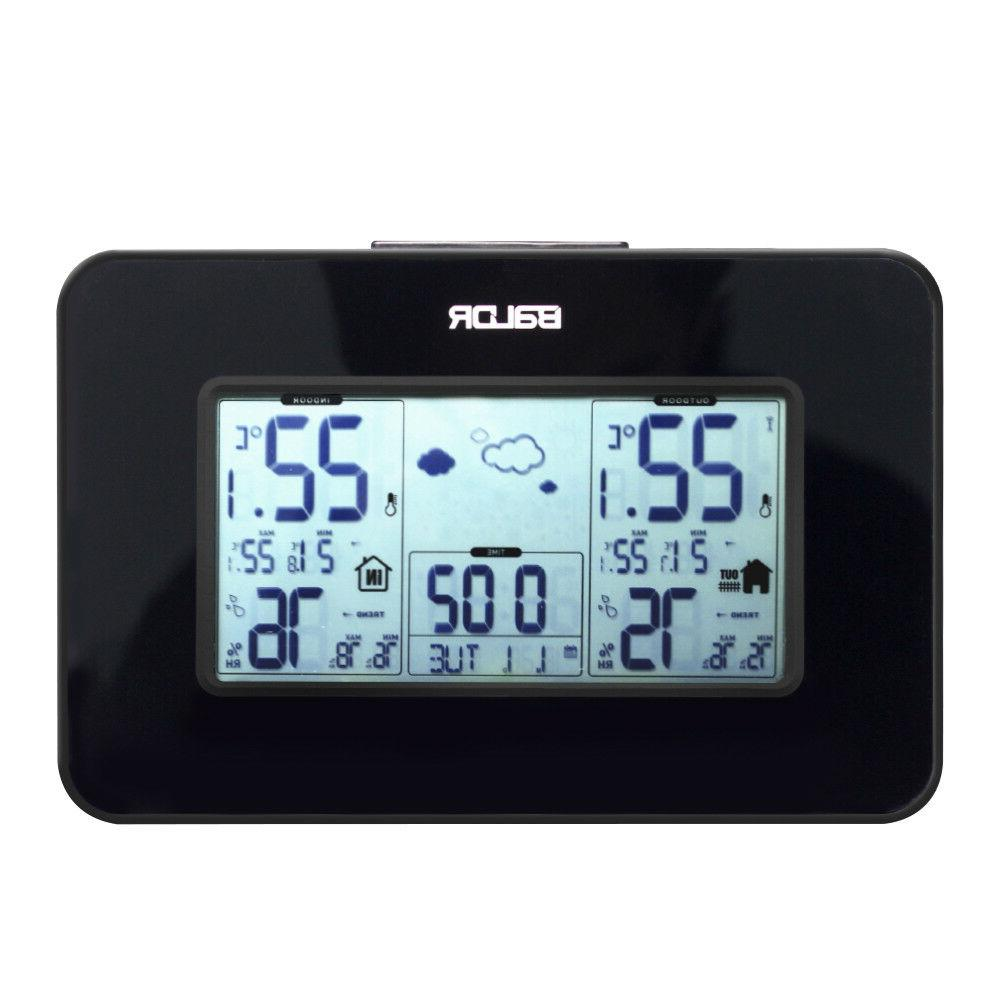 Baldr LCD Weather Station Outdoor Temp