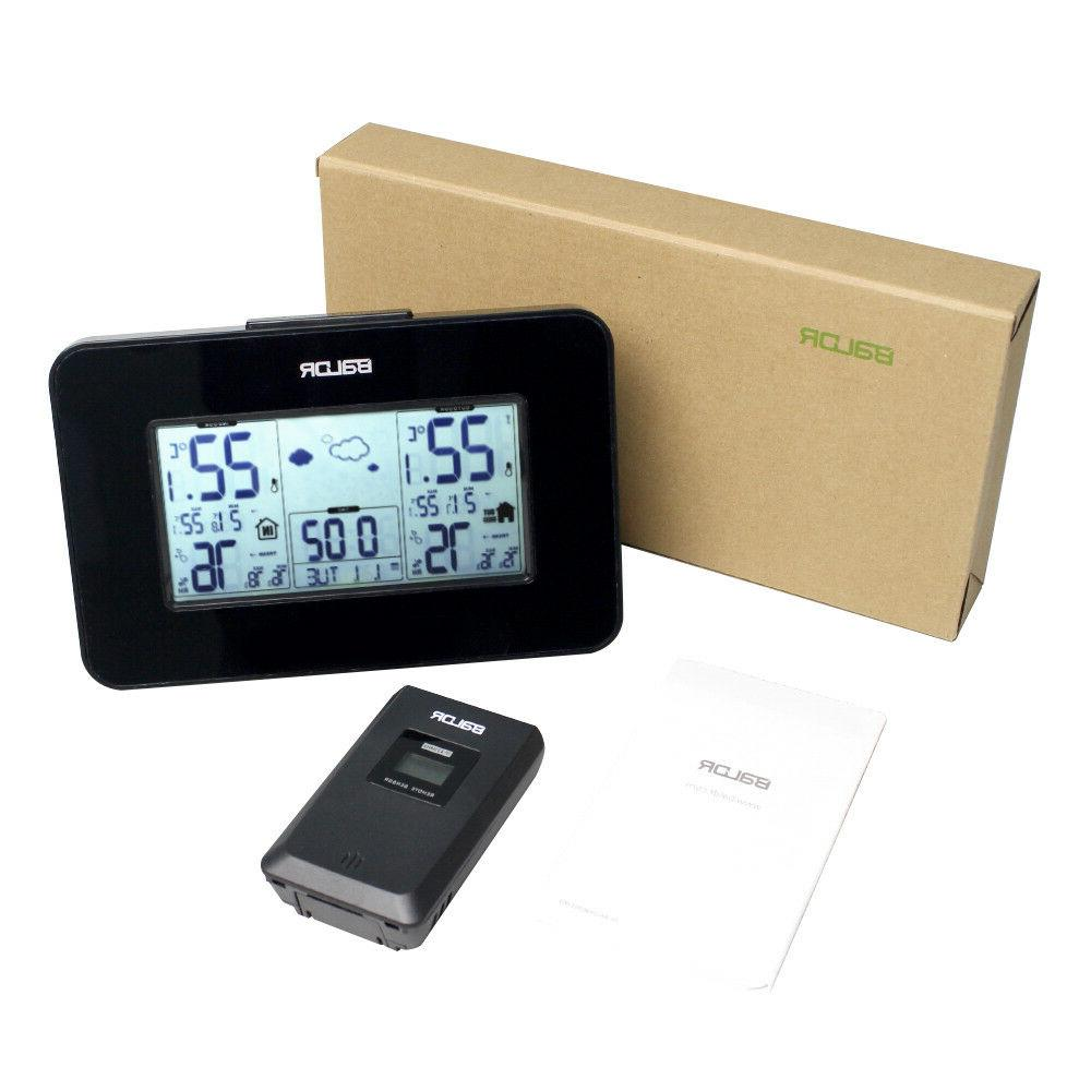 Baldr Weather Station Alarm / Outdoor Humidity Temp Backlight