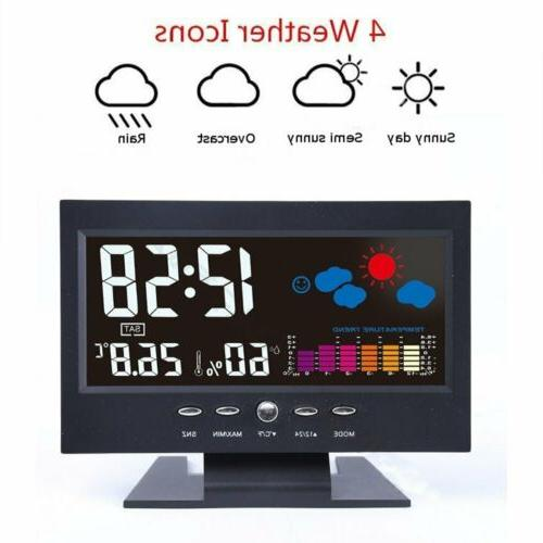 LCD Barometer Alarm