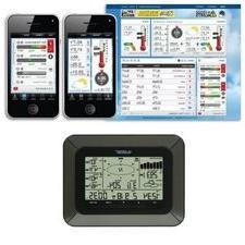 LCRC86234 - LA CROSSE TECHNOLOGY C86234 Professional Weather