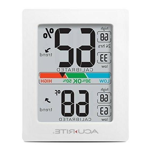 monitor temperature humidity weather station 01083 pro