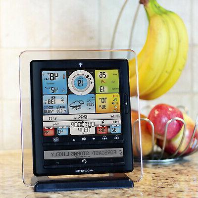 5 in 1 Wireless Weather Sensor Humidity Wind
