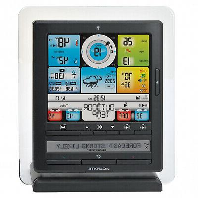5 Wireless Weather Humidity Temperature